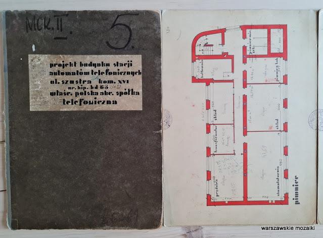 Warszawa Warsaw Mokotów modernizm funkcjonalizm architektura architecture  PASTA