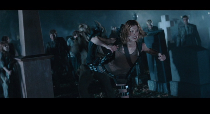 Things I Have Watched Resident Evil Apocalypse 2004 Movie Review