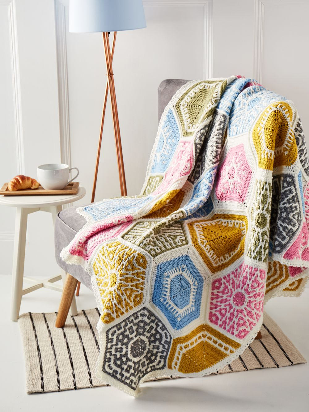 This crochet pattern was exclusively designed for Crochet NOW magazine