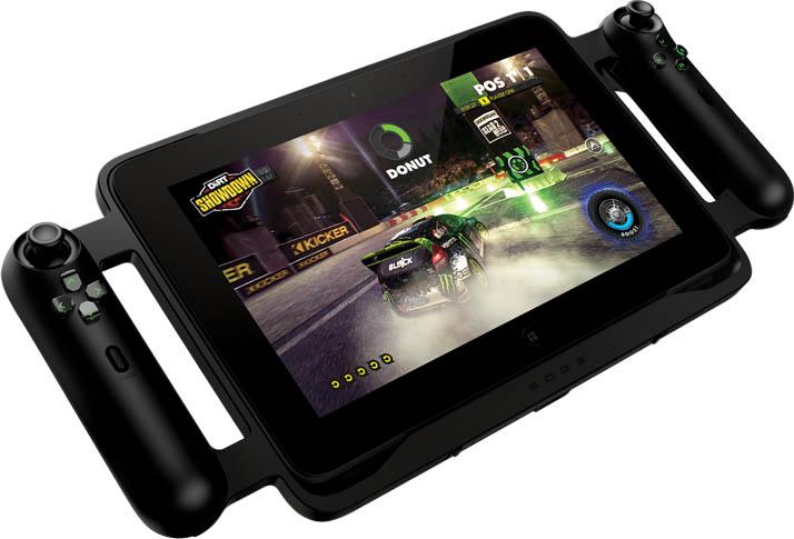 Razer Edge Pro Gaming console