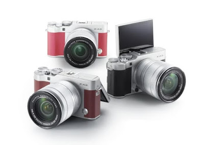 Fujifilm X-A3ミラーレスDSLRカメラファームウェアダウンロード