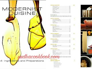 MODERNIST CUISINE [VOLUME 4] - INGREDIENTS AND PREPARATIONS free gratis