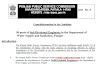 Punjab PSC Sub Divisional Engineers Online Application Form 2020