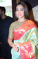 Shriya Saran Looks Stunning in Silk Saree at VRK Silk Showroom Launch Secundrabad ~  Exclusive 124.JPG