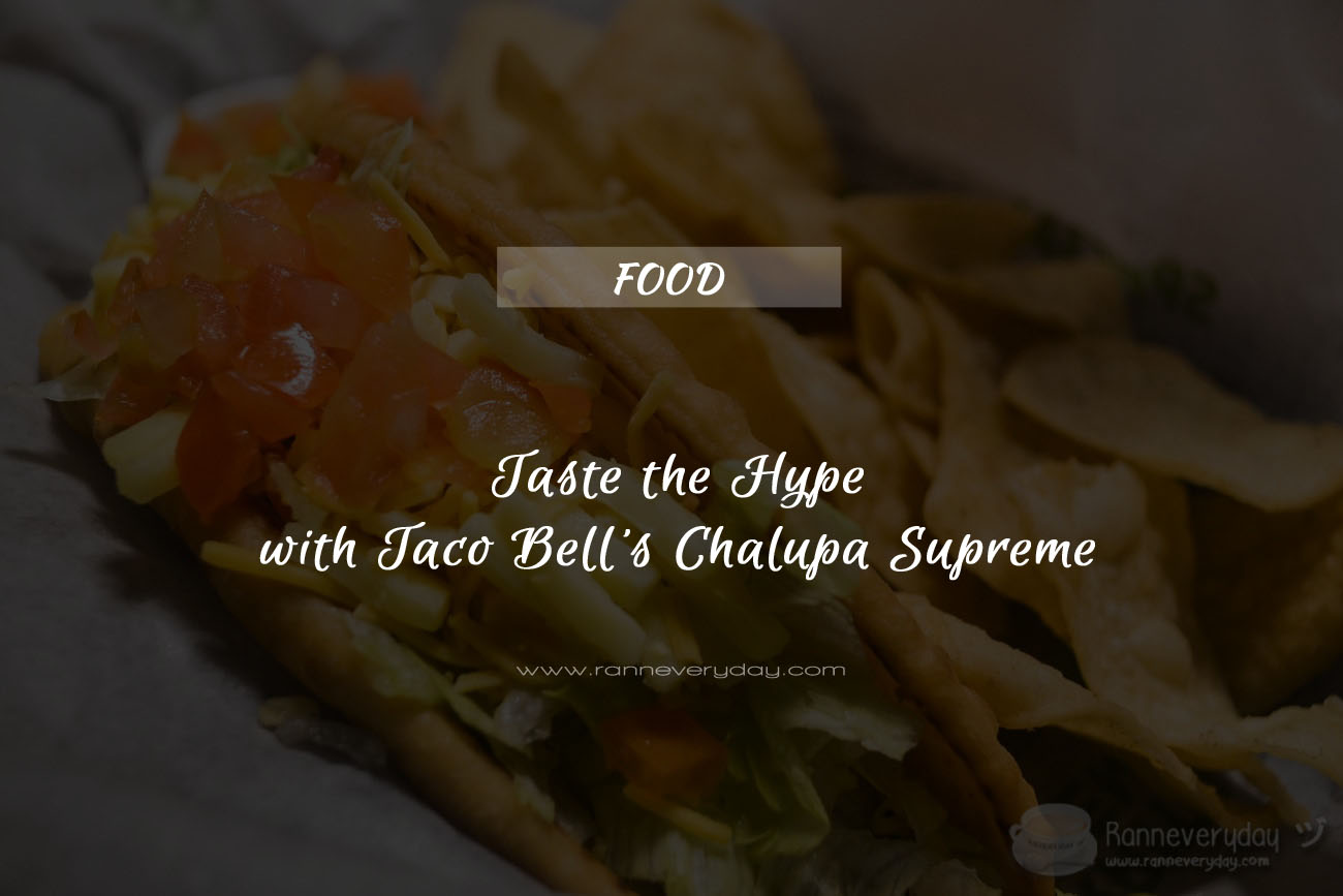 how to make taco bell chalupa