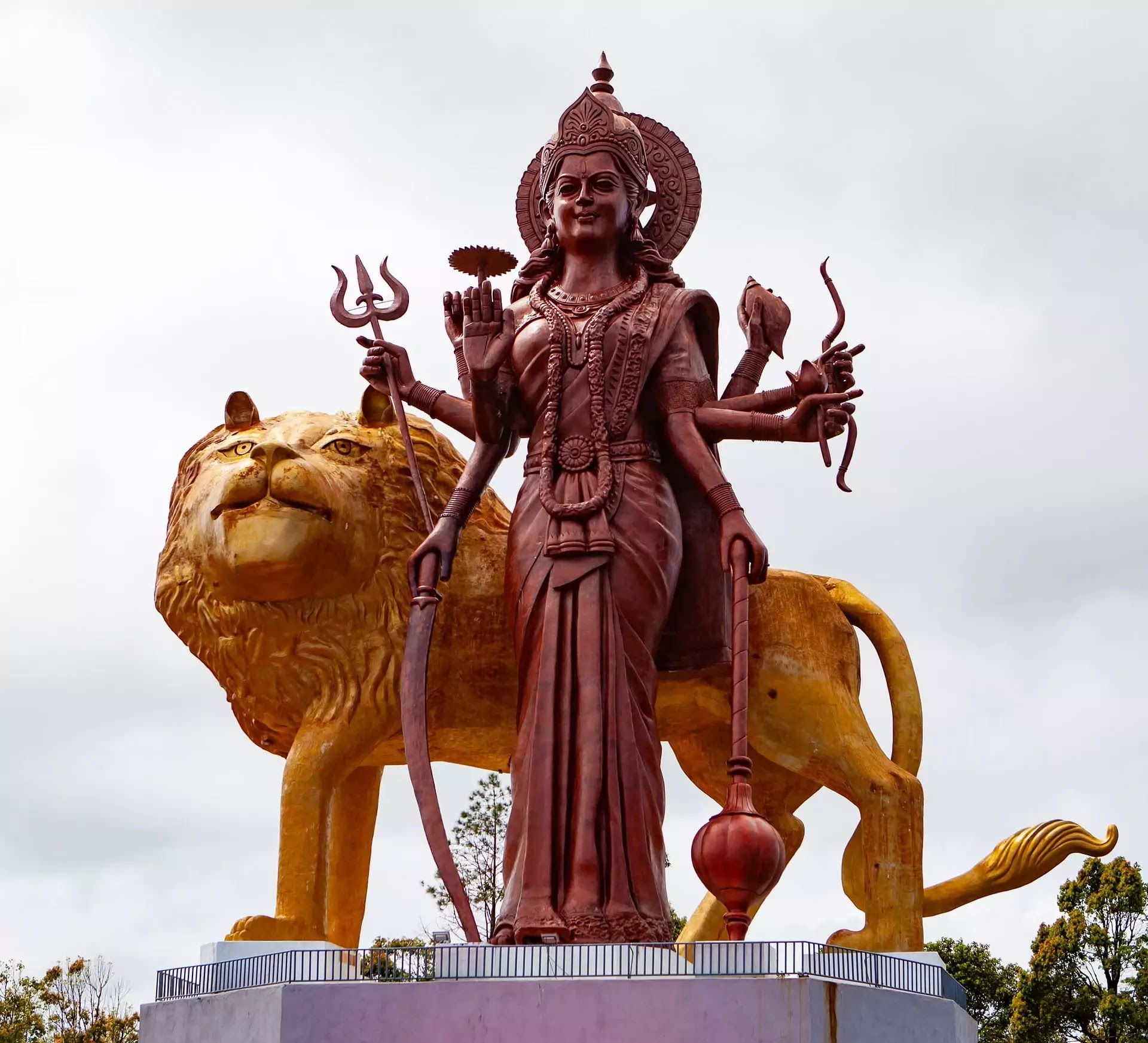 Famous Durga Temples in India