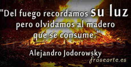 Citas para compartir, Alejandro Jodorowsky