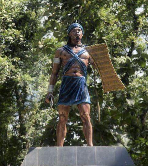 Unique commander of Garo mountain - Thogan Negameiya Sangma