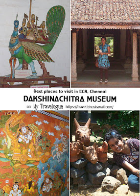 Dakshinachitra Museum places to see in ECR Pinterest