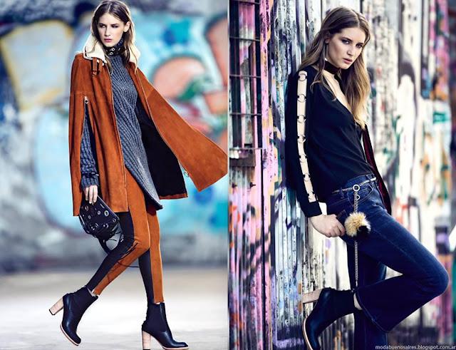 Moda otoño invierno 2016. Tendencias de moda otoño invierno 2016.