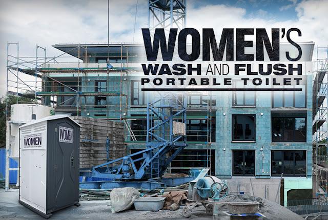 Women's Portable Toilet Brooklyn