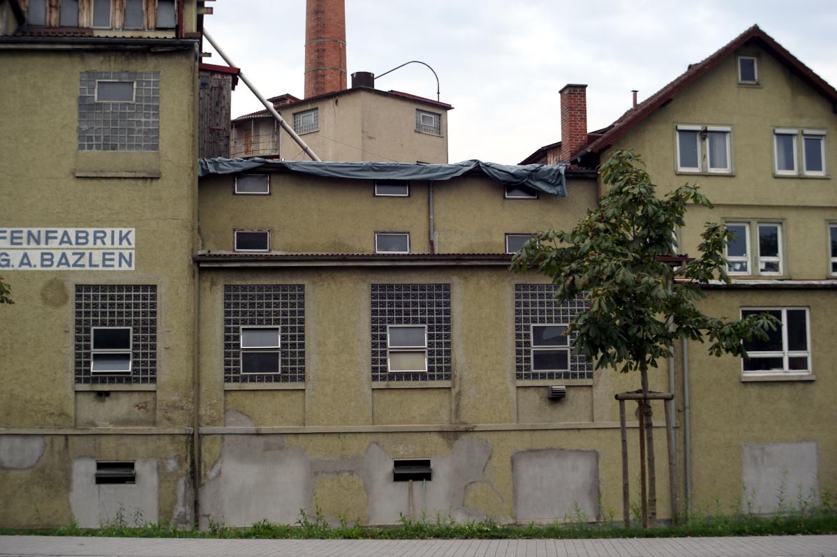 #050 Xenon f1.9 50mm – Alte Seifenfabrik