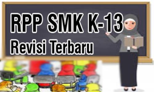 RPP SMK 1 Lembar Terbaru