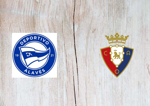 Deportivo Alavés vs Osasuna -Highlights 27 February 2021