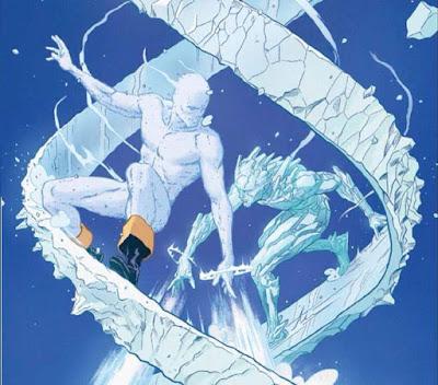 asal-usul kekuatan iceman marvel