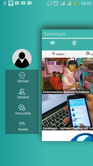 aplikasi chatting indonesia salamapps