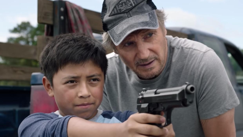 Liam Neeson trở lại ấn tượng với phim hành động giật gân mới
