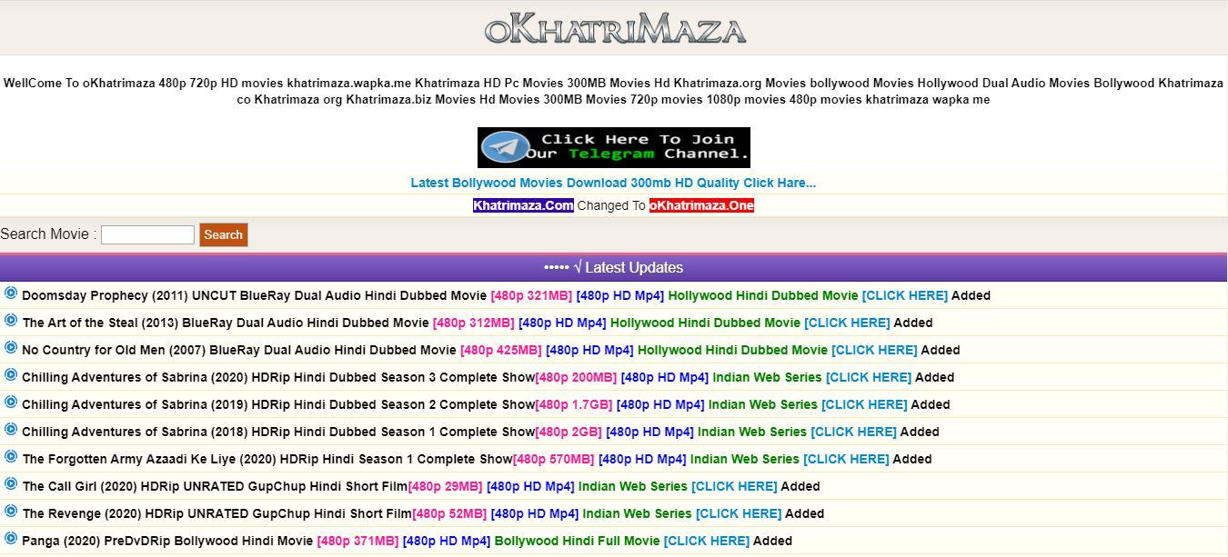 Okhatrimaza Download latest movies