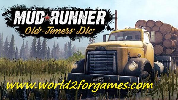 Free Download MudRunner Old Timers