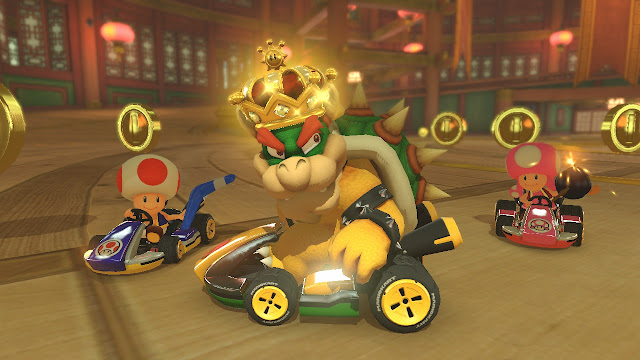 Nintendo Switch racing game review