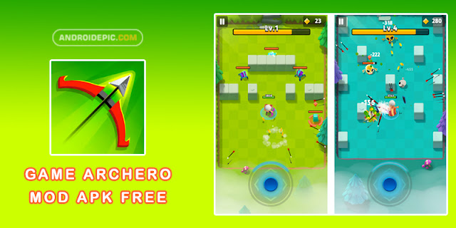 Download Game Archero Mod Apk Terbaru - androidepic.com