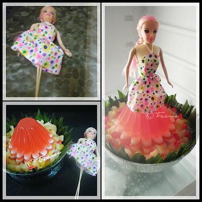 Barbie Cake Topper Walmart