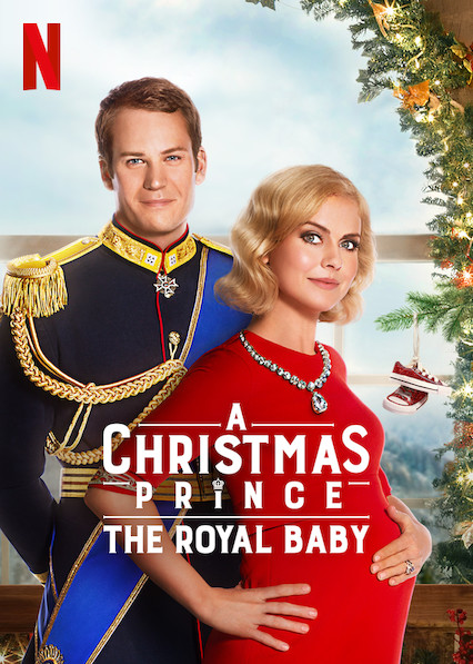 A Christmas Prince: The Royal Baby (2019) NF WEB-DL 1080p Latino