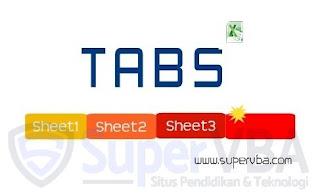 Langkah Menyembunyikan Tabs Secara Permanen di Excel