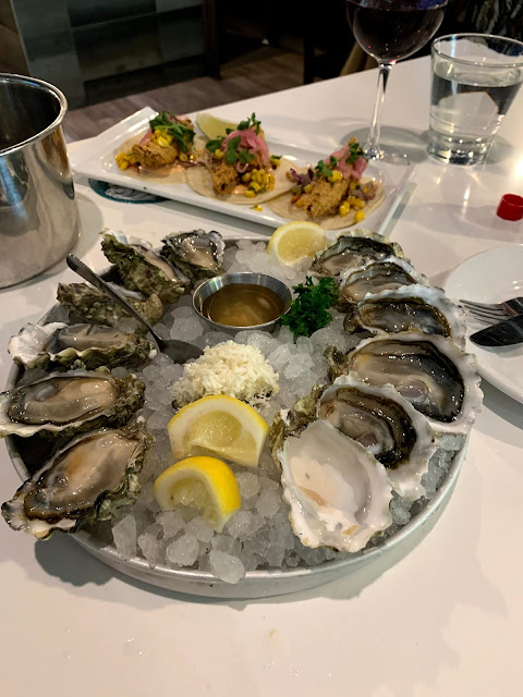Happy Hour Oysters $1.50/ea