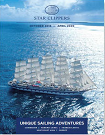 Star Clipper 2019/2020 Brochure Now Available.