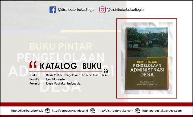 Buku Pintar Pengelolaan Administrasi Desa
