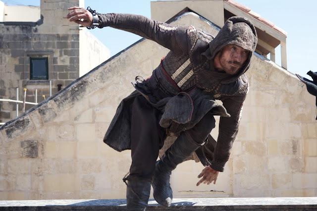 Assassin's Creed comparte tres nuevas imágenes
