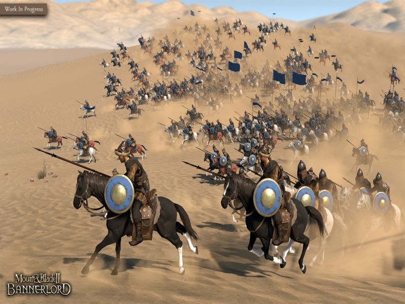 Download Mount & Blade II Bannerlord Game Setup Exe