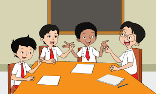 Materi Kelas 6 Tema 6 Subtema 2, Pembelajaran 1-6 Tentang Hak & Kewajiban