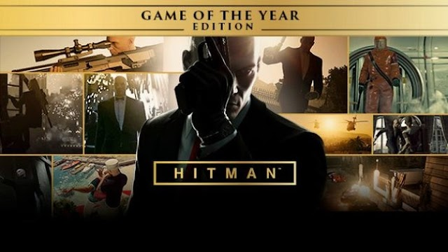 Hitman Free Download (Game of The Year Edition) Highly Compressed