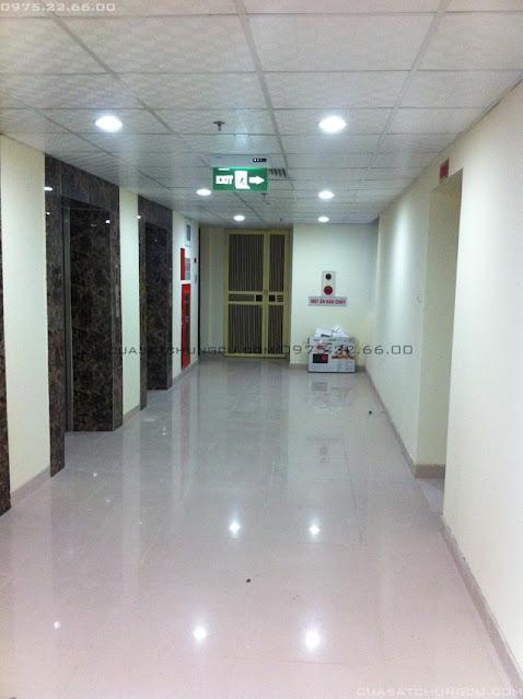 Làm cửa sắt chung cư hà nội tại chung cư 131 phố Thái Hà