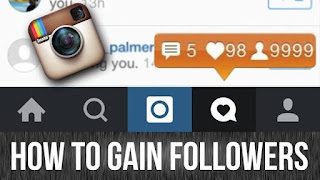 Menambah follower instagram gratis