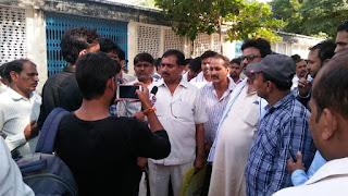 Prerna mobile app का फतेहपुर जनपद के शिक्षकों के किया खुला विरोध