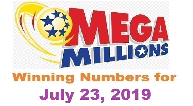 Mega Millions Winning Numbers for Tuesday, July 23, 2019