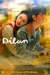 Download Film dan Movie Dilan 1991 (2019) Full Movie