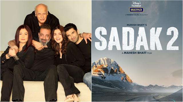 Sadak 2 To Stream on August 28 On Disney+ Hotstar