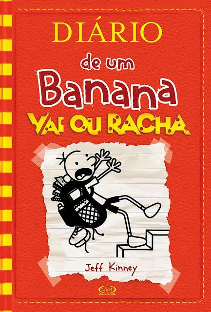 Diário de um Banana Vai ou racha Jeff Kinney
