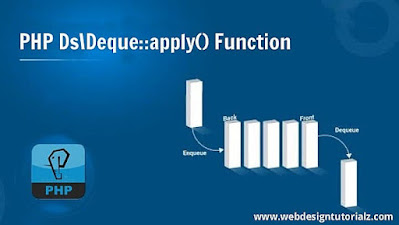 PHP Ds\Deque::apply() Function