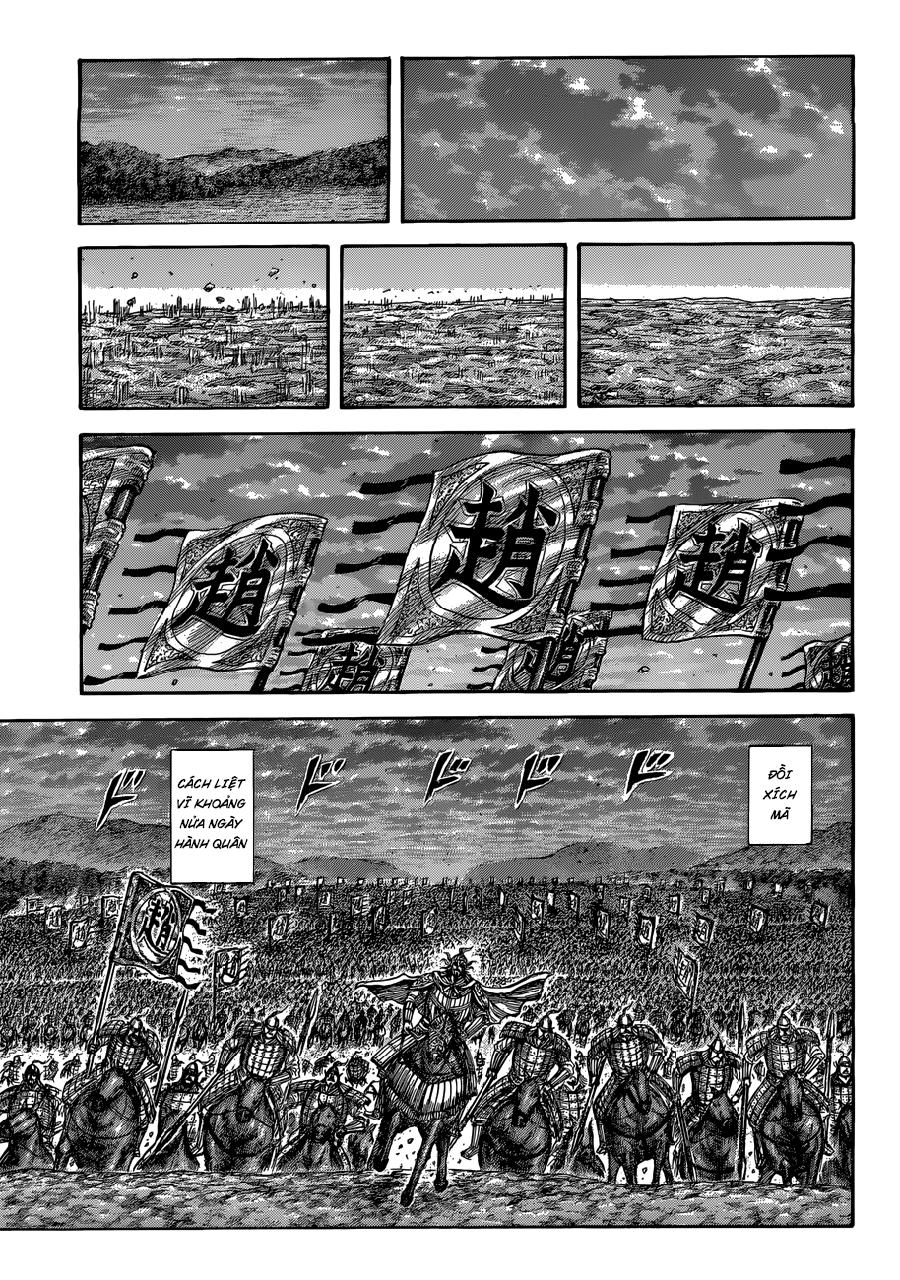 Kingdom chapter 509: người thừa kế trang 15
