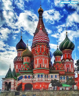 o que fazer em Moscou. Rússia