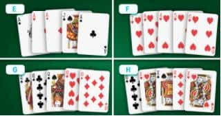 Last chance to find the winning hand!