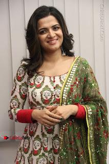 Vijay TV Acnhor DD Dhivyadharshini Stills at Power Paandi Movie Press Meet  0001.jpg