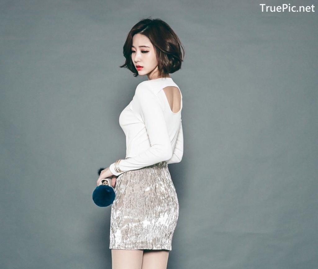 Image Ye Jin - Korean Fashion Model - Studio Photoshoot Collection - TruePic.net - Picture-6