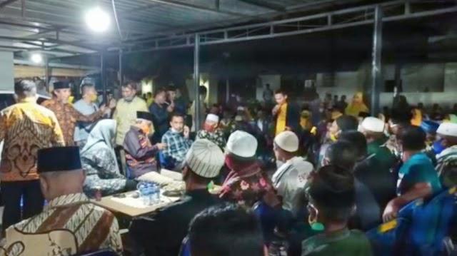 Bentuk Kecintaan, Warga Desa Bajo Pulau Inginkan IDP Bupati Lagi