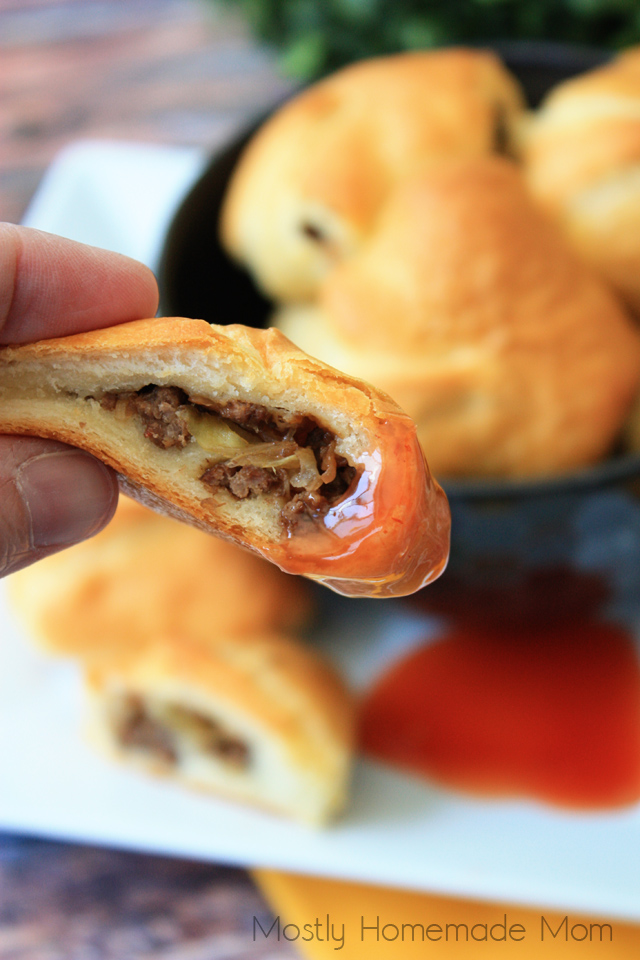 Egg Roll Crescent Rolls